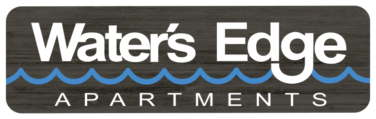 Water's Edge Apartments Logo